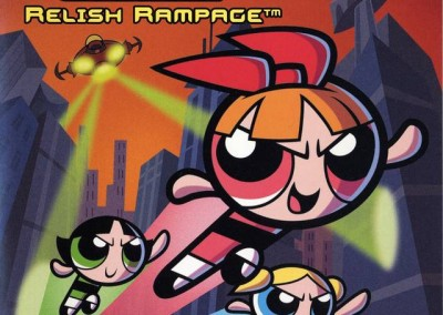 Power Puff Girls: Relish Rampage