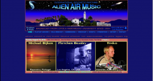 FB on Alien Air Music